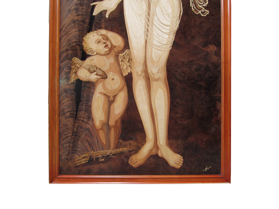 Venus i Cupido