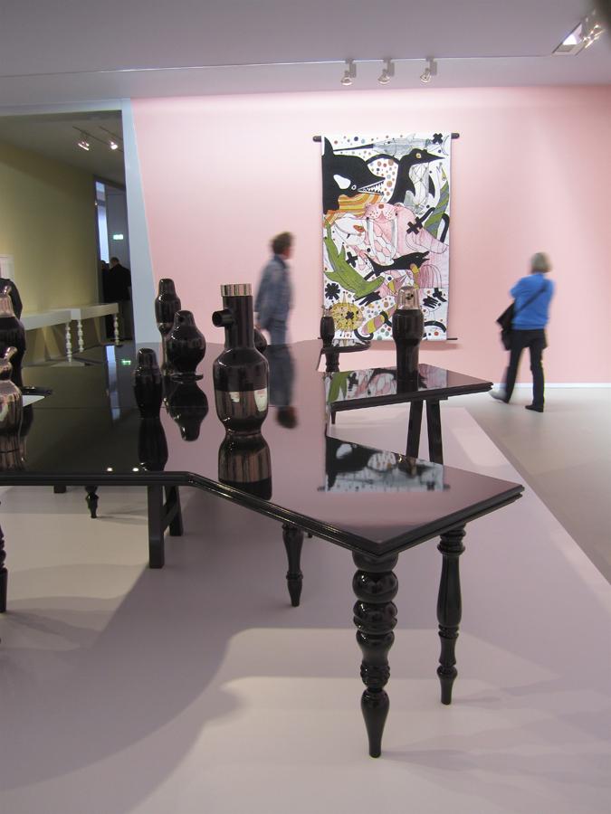 La taula pel Groninger Museum.
